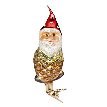 Pinecone Gnome by Inge-Glas