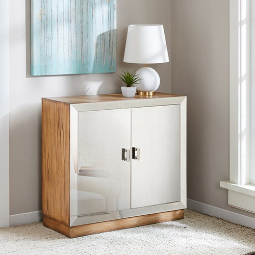 Seville Mirror Accent Chest