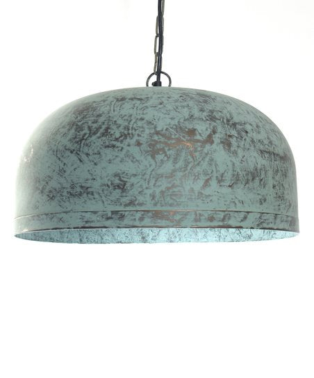 Industrial Garden Dome Pendant Light, 9.5 In