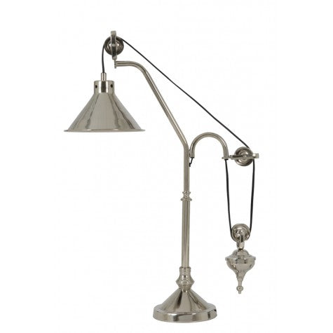 Trolley Counterweight Desk Lamp