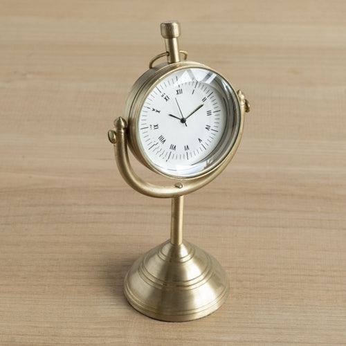 Miniature Nautical Clock