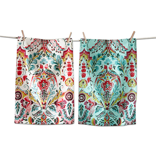 Eden Dishtowel Set
