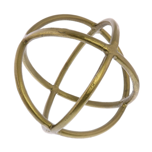Triple Ring Sphere