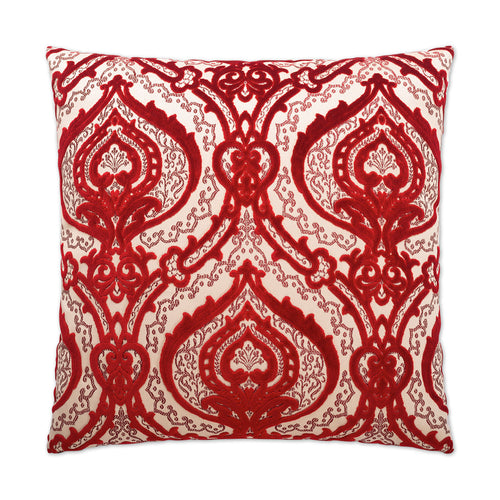Couture-Red Pillow