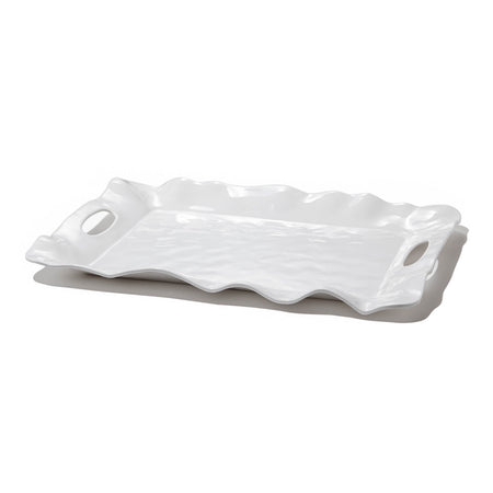 Bottle Topper Zinc Serving Tray