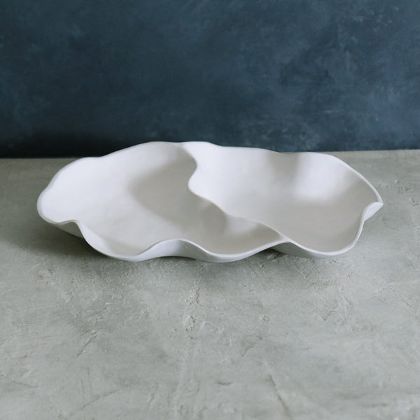 VIDA Nube Bowl Large Double Dip Tray