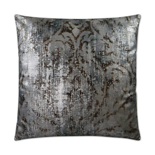 "Rebel- Square ""Storm"" Pillow"
