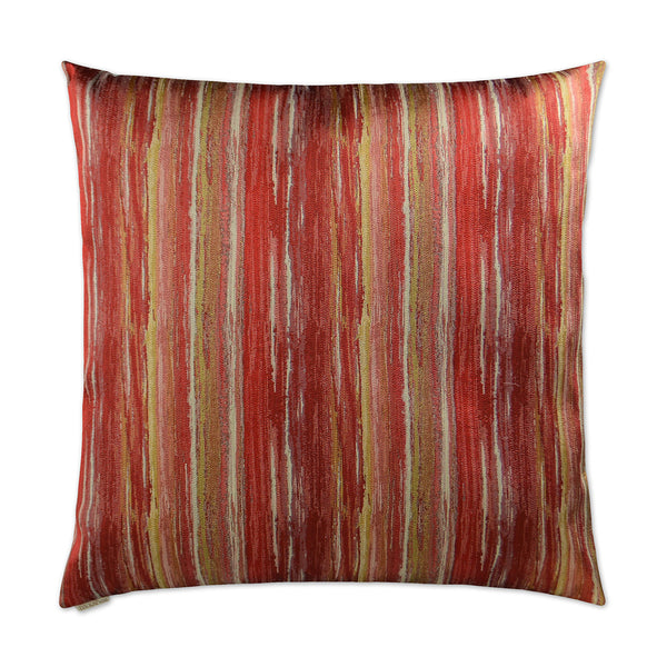 Nimby-Vermillion Pillow