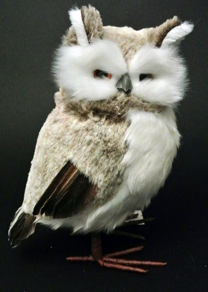 Furry Tabletop Owl