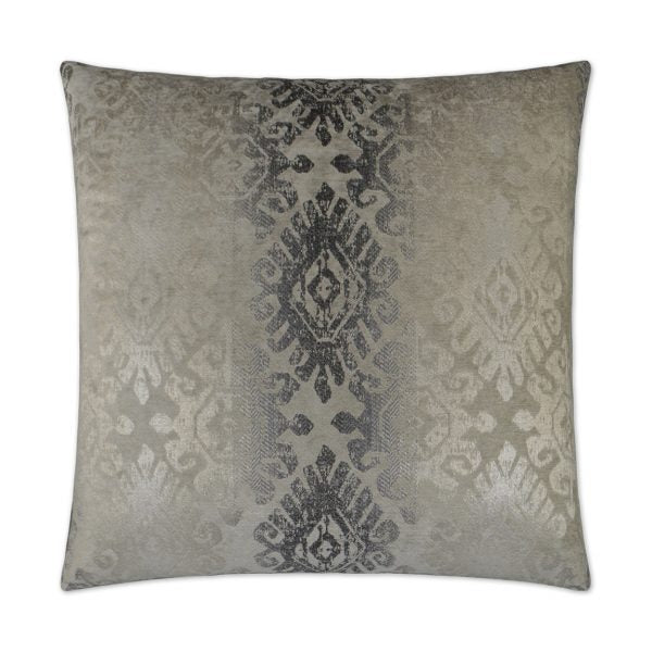 "Nina- Square ""Fog"" Pillow"