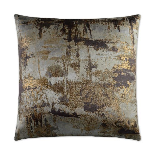 Mineral- Square Topaz Pillow