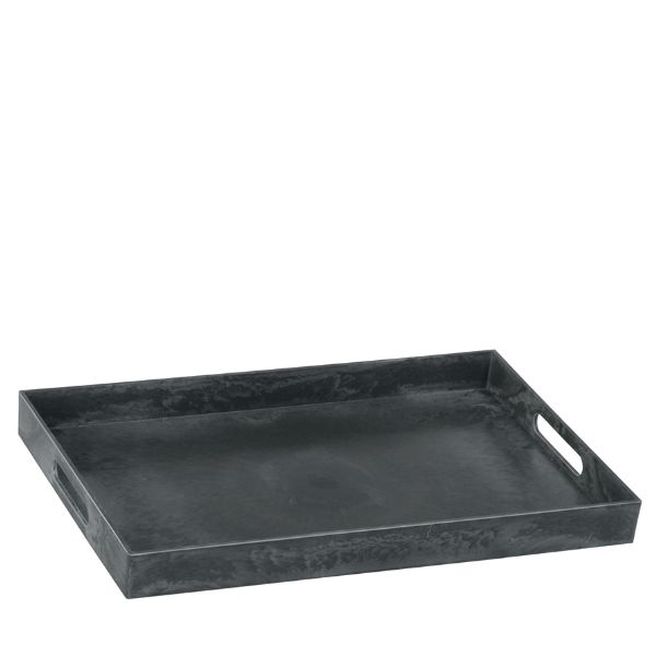 Recycled Slate Tray with Handles