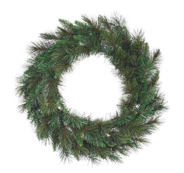 "24"" Anchorage Fir Wreath"
