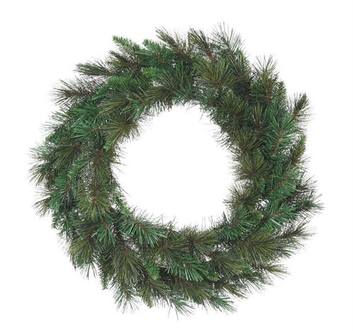 "60"" Anchorage Fir Wreath"