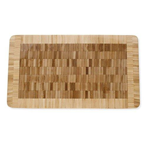 Rectangle Bamboo Cutting Board by tag