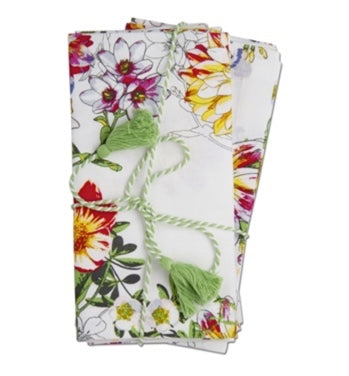 Bloom Napkins - Set of 4