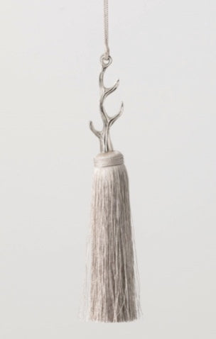 Antler Tassel Ornament
