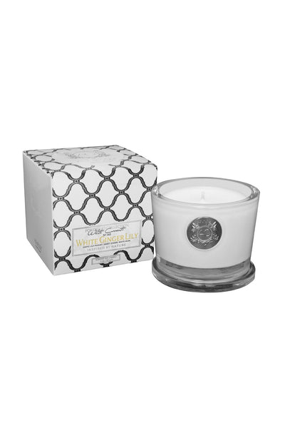 WHITE GRAPEFRUIT ACAI~SMALL SOY CANDLE by AQUIESSE