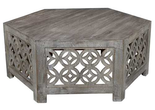 Malia Coffee Table- Ash Gray