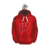 Univ. of Wisconsin Hoodie Ornament