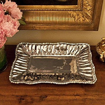 Organic Pearl Ava Long Tray