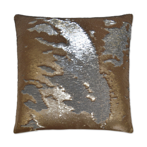Hylee-Pewter Sequin Pillow