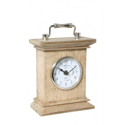 Bond Street Table Top Clock