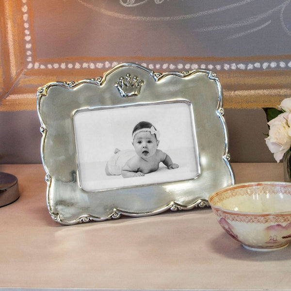 Princess Crown Photo Frame