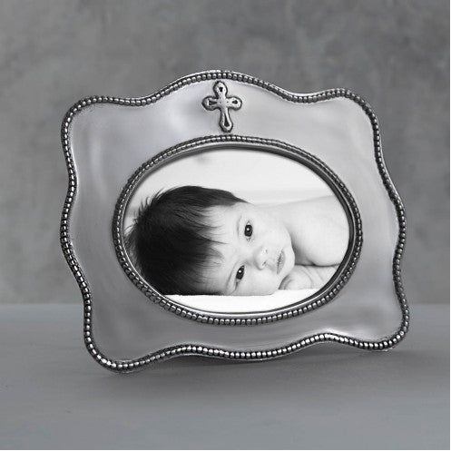 Baby Cross Photo Frames