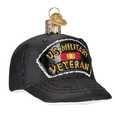 Veteran's Cap by Old World Christmas