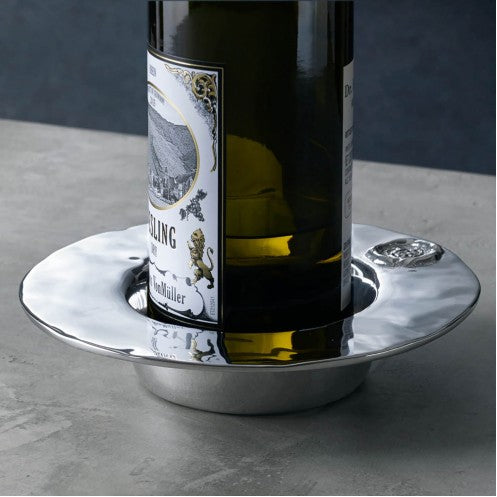 Giftables Vento Medallion Wine Coaster
