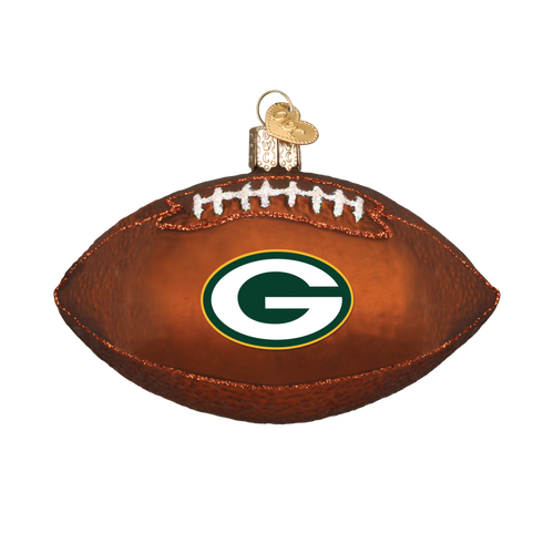 Packers Football Ornament