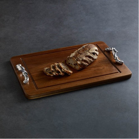 Soho Cracker Tray with Handles