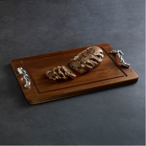Soho Torza Cutting Board with Well