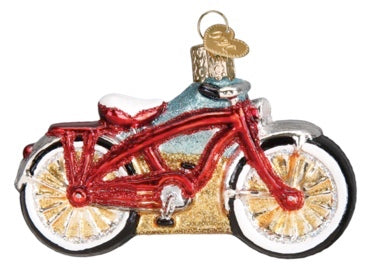 Cruiser Bike by Old World Christmas