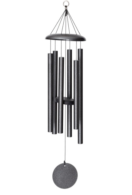 Silver Vein Wind Chimes by Corinthian Bells