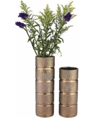 Dimond Home Banded Vase