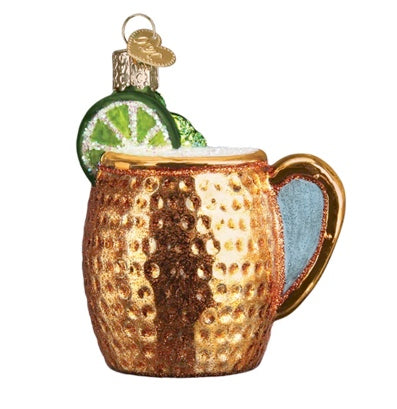 Moscow Mule Mug by Old World Christmas