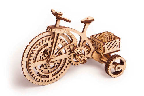 Bicycle Mechanical 3D Puzzle