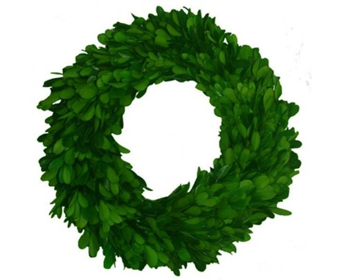 Boxwood Wreath - 10""