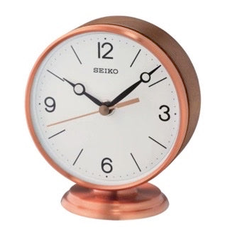 Braxton Desk & Table Clock by Seiko