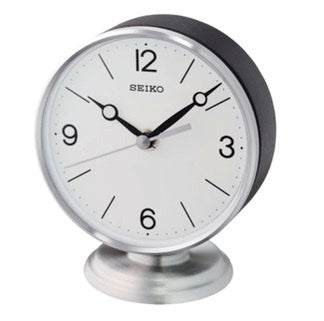 Hutton Desk & Table Clock by Seiko
