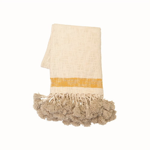 Hand Woven West Throw