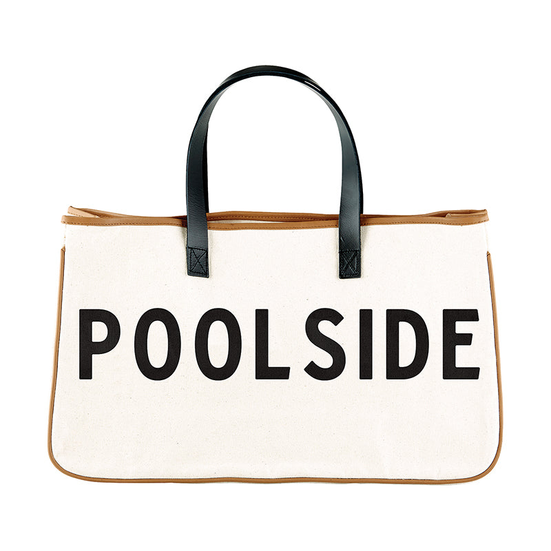 Hold Everything Canvas Totes