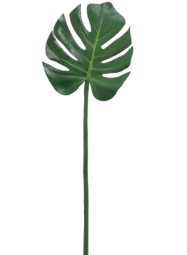 "29"" Monstera Leaf Spray"
