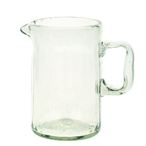 Hacienda Recycled Glass - Pitcher