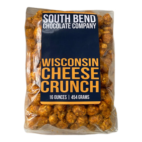 Wisconsin Cheese Crunch