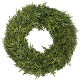 Cypress Wreath - 14