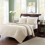 Keaton Coverlet Set by Madison Park