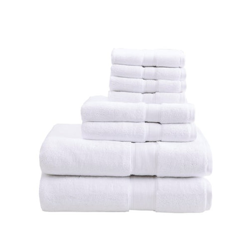 Cotton Towel 8pc Set